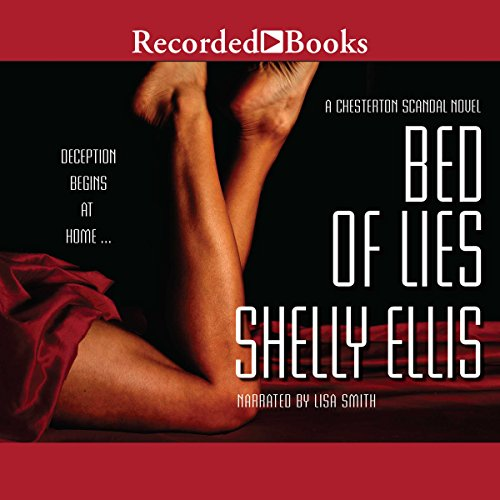 Bed of Lies audiobook cover art