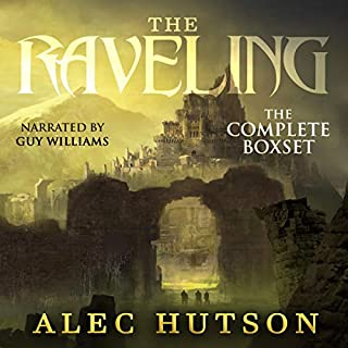 The Raveling: The Complete Saga cover art