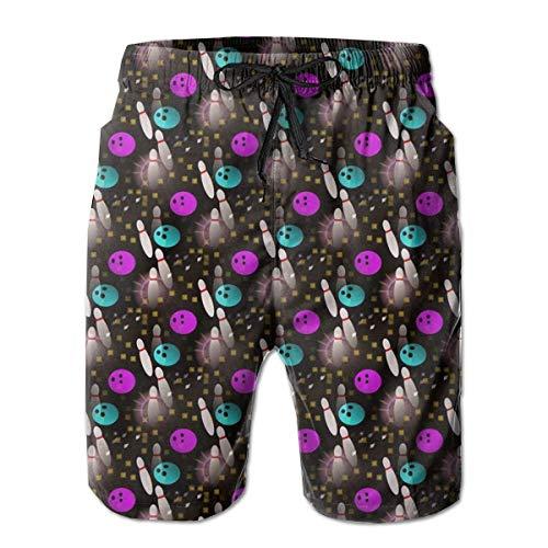 Générique Pantalons de Plage Shorts de Plage Shorts de Bain Maillots de Bain XXL