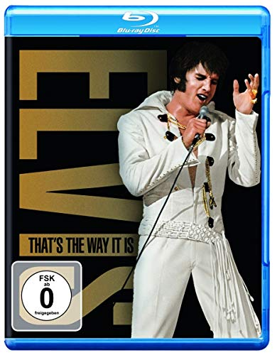 Elvis Presley - That's the Way it is [Blu-ray]