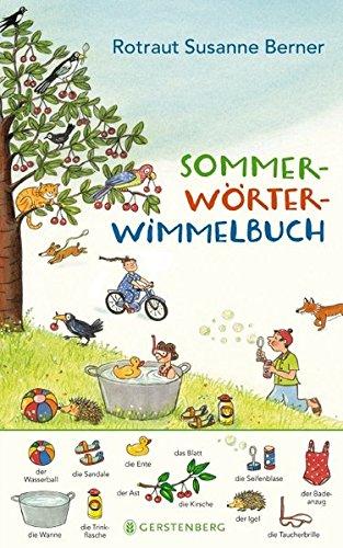 Sommer-Wörterwimmelbuch