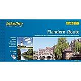 Flandern-Route: Rundtour auf der Vlaanderen Fietsroute durch den Norden Belgiens. 830 km, 1:75.000, wetterfest/reissfest, GPS-Tracks Download, LiveUpdate