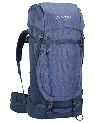 VAUDE Damen Rucksaecke>=50l Women's Astrum EVO 55+10, sailor blue, one size, 126647560