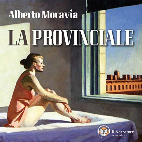 La provinciale audiobook cover art