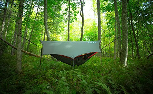 Product Image 1: ENO, Eagles Nest Outfitters DryFly Rain Tarp, Ultralight Hammock Accessory, Olive