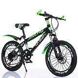 YUCHEN- Bicicletas for niños Bicicletas de montaña de 20 pulgadas de 20 pulgadas Estudiante deportes al aire libre Bicicleta Bicicleta Bicicleta Bicicletas for niñas Bicicletas for niños, bicicletas d