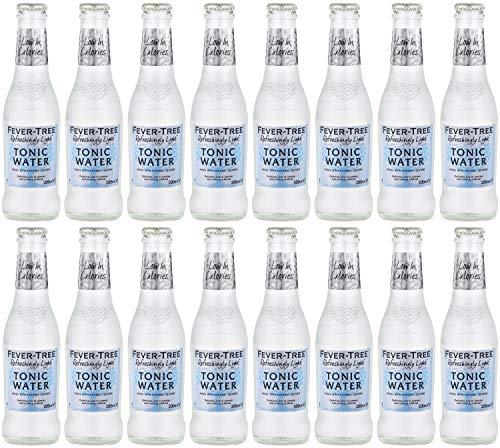 Fever-Tree Refreshingly Light Tonic Water 16 x 200ml