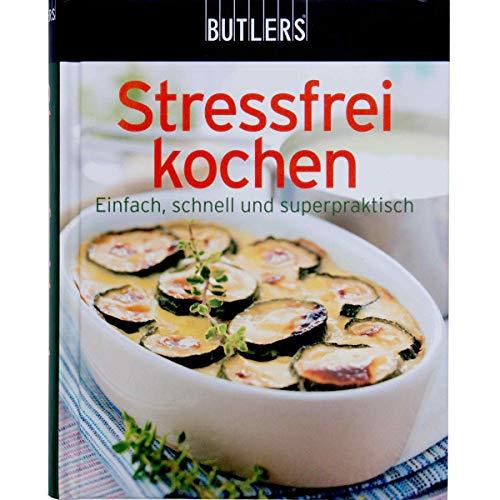 BUTLERS KOCHBUCH Mini Stressfrei kochen