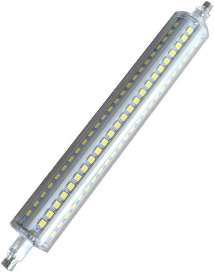 CHUI 2pc Dimmbare LED COB Lampen R7S,10W 78mm Superhelle Silikon Energiesparlampe,60W Halogen Gl/ühbirne /Äquivalent,1000lm Mais Birne Flutlicht Dekorative Leuchtmittel Warmwei/ße Kaltwei/ße,3000K
