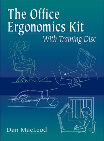 The Office Ergonomics Tool Kit With Training Disc