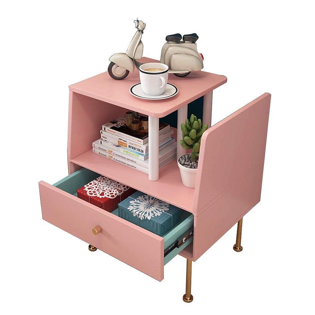 悪意お金エンコミウムZR-ウォールテーブル サイドテーブル、ベッドサイドテーブル、ベッドサイドテーブル、ベッドルームロッカー、本棚、スナックテーブル - スペースを節約