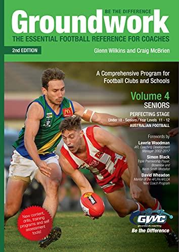 Groundwork Perfecting – Senior Handballing (U18- Seniors) (English Edition)
