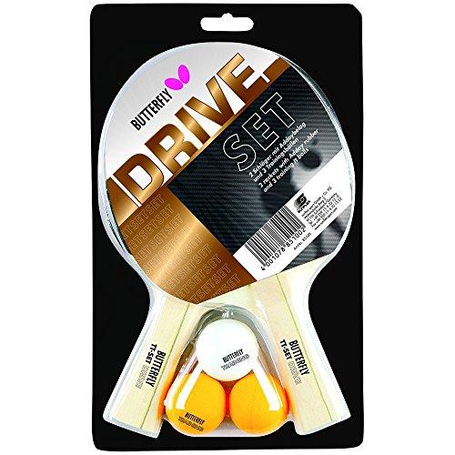 Butterfly Drive Tisch Tennis-Set–Mehrfarbig