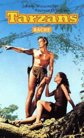 Tarzans Rache [VHS]