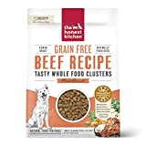 The Honest Kitchen Grain Free Whole Food Clusters Dog Food – Ranch Raised Beef 5 lb