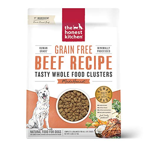 The Honest Kitchen Grain Free Whole Food Clusters Dog Food...