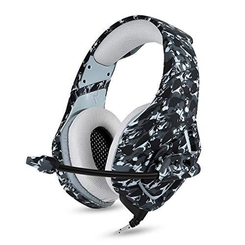 Auriculares deportivos inalámbricos Almohadillas de proteínas cómodas, cancelación activa del ruido Auriculares Bluetooth Auriculares con micrófono Deep Bass Auriculares inalámbricos para el trabajo d