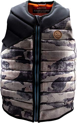 Hyperlite Wishbone NCGA Wakeboard Vest Mens Sz M
