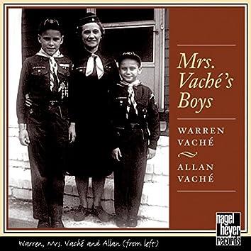 MRS. Vaché's Boys