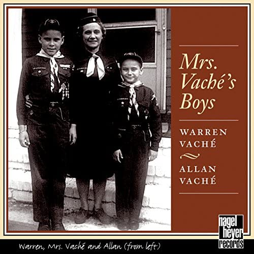 Warren Vaché & Allan Vaché feat. Eddie Higgins & Howard Alden