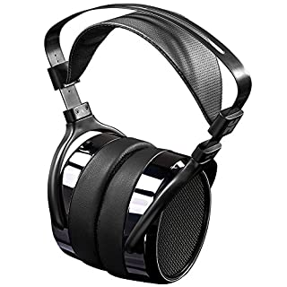 HIFIMAN HE-400I Over Ear Full-Size Planar Magnetic Headphones Adjustable Headphone with Comfortable Earpads Open-Back Design Easy Cable Swapping (B00MULH672) | Amazon price tracker / tracking, Amazon price history charts, Amazon price watches, Amazon price drop alerts