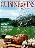 CUISINE ET VINS DE FRANCE [No 376] du 01/05/1982 - L'AGNEAU PAR LE MENU - LES CHEFS DU DIMANCHE - LA FORCE TRANQUILLE DU VIN - CALIFORNIEN - DECOUVREZ L'AIL