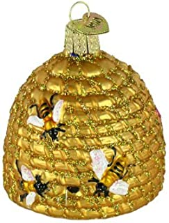 Best glass bee skep ornament Reviews