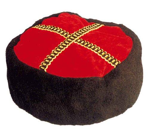 Orlob Kosakenhut Hut zum Russen Kostüm an Karneval Fasching
