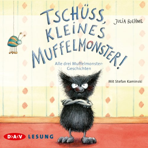 Tschüss, kleines Muffelmonster! audiobook cover art