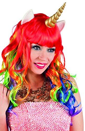 Unicorn Fairytale Character Wig Fairy Tales
