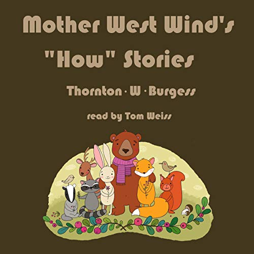 """Mother West Wind's """"How"""" Stories cover art"""