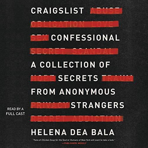 Craigslist Confessional cover art