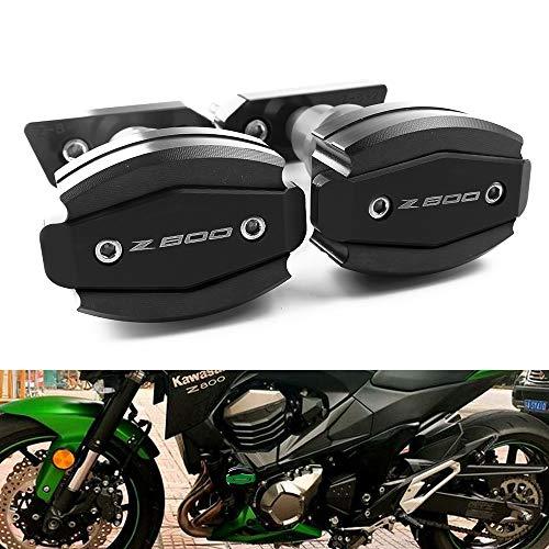 Motocicleta del Marco Deslizadores Protectores Motor Topes Anticaidas Frame Sliders CNC Aluminio Para Kawasaki Z800 Z650 Z900 Z1000 ZX6R ZX10R