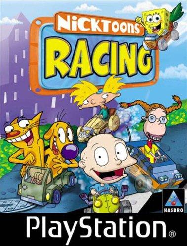 Nicktoons Racing (PS) [Importación Inglesa]