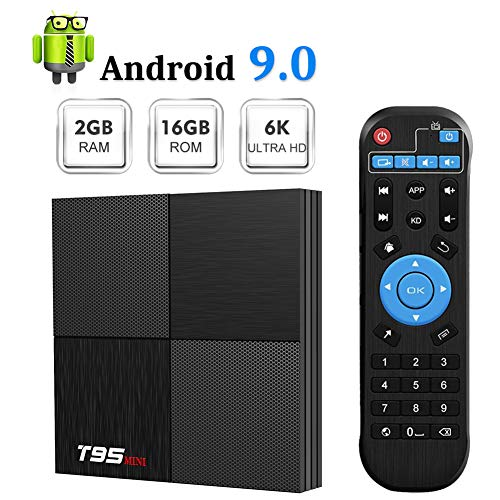 Android 9.0 TV Box Sidiwen T95 Mini Android Box 2GB