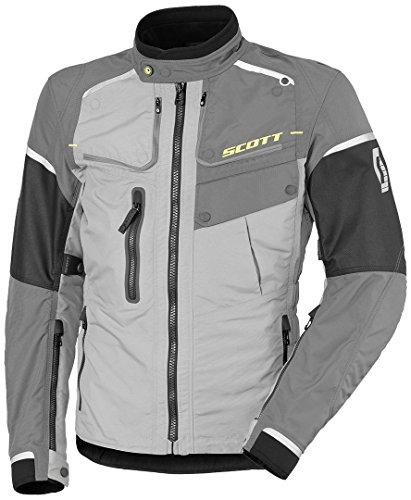 Scott Concept VTD Motorrad Jacke grau 2019: Größe: XL (52/54)