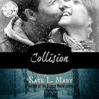 Collision audiobook cover art