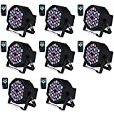 DJ Lights Missyee 36 X 1W RGB LEDs DJ LED...