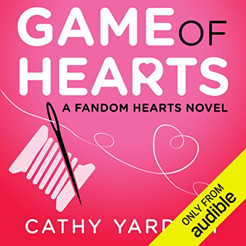 Game of Hearts     Fandom Hearts              By:                                                                                                                                 Cathy Yardley                               Narrated by:                                                                                                                                 Serena St. Clair,                                                                                        Jay Skelton                      Length: 6 hrs and 24 mins     Not rated yet     Overall 0.0