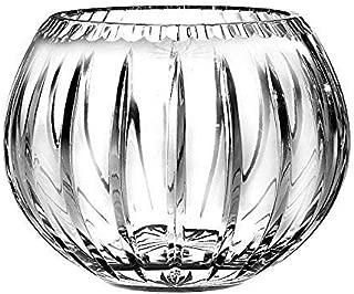 Barski European Hand Cut - Crystal Rose Bowl - Joy Design - 5