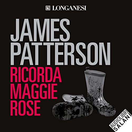 Ricorda Maggie Rose audiobook cover art