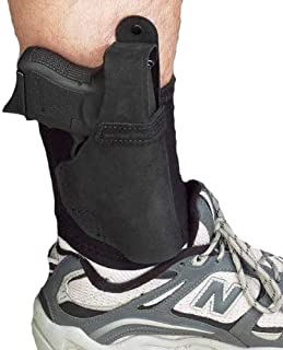 Galco Ankle Lite/Ankle Holster for KAHR MK40, MK9, PM40, PM9