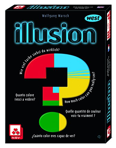 NSV - 4065 - Illusion - International - Juego de Cartas