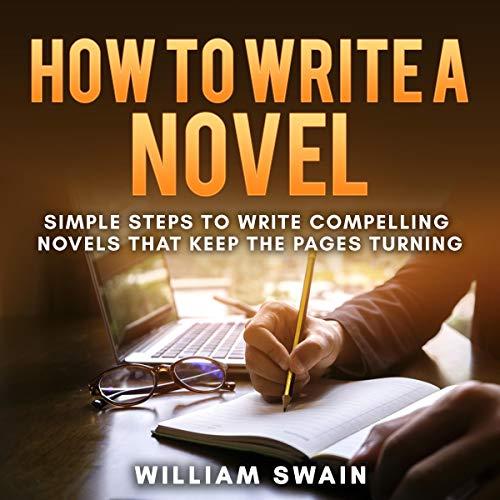 How to Write a Novel cover art