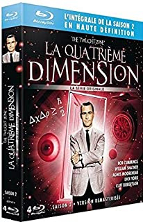 La Quatrième Dimension (La série Originale) -Saison 2 [Édition remasterisée] (B005IQXVD4) | Amazon price tracker / tracking, Amazon price history charts, Amazon price watches, Amazon price drop alerts