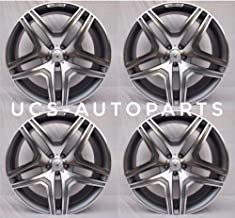 NEW 22 inches ML63 AMG STYLE GUNMETAL Wheels Rims Mercedes Benz GL GL450 GL550 GL350 SET 4
