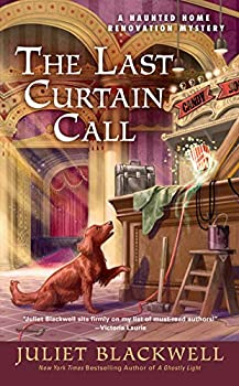 The Last Curtain Call by Juliet Blackwell science fiction and fantasy book and audiobook reviews