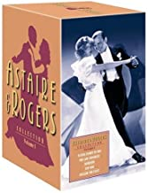 Astaire & Rogers Collection Volume 1 Flying Down to Rio, The Gay Divorcee, Roberta, Top Hat, Follow the Fleet  VHS