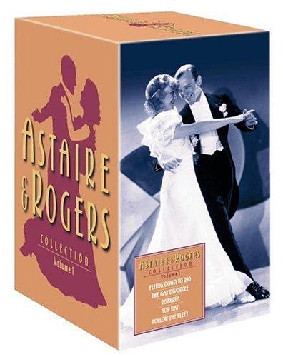 The Gay Divorcee [USA] [VHS]