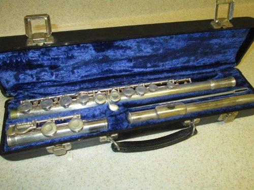 Gemeinhardt 2SH Flute, Chrome